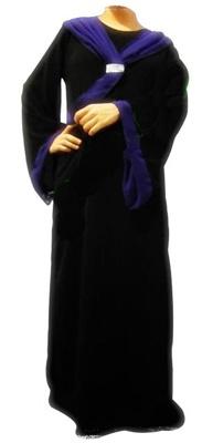 Model Baju Abaya Muslim Khas Saudi Gamis Dan Hitam