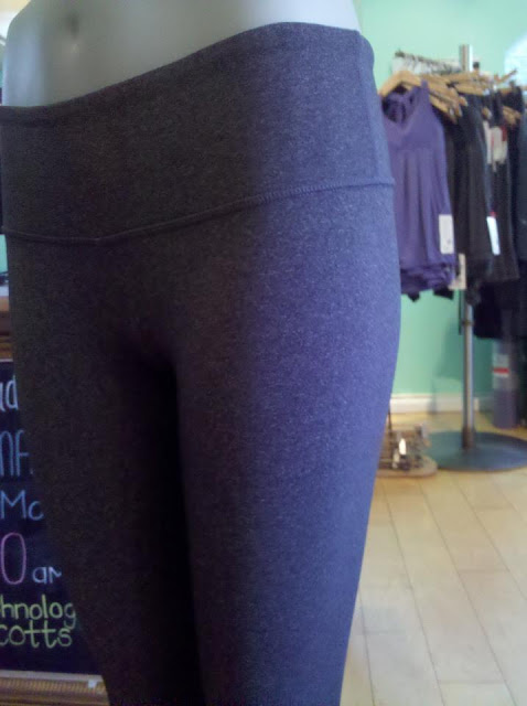 lululemon charcoal wunder under pants