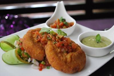 food at Hinglish: The Colonial Cafe