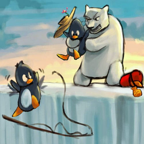 game Penguin Adventure