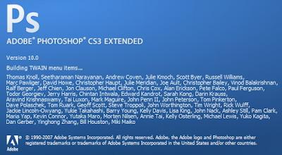 cara photoshop cs3 terbuka di win 8