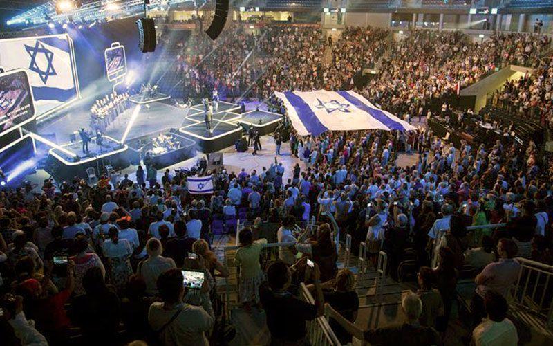 Miles De Cristianos Oran Y Alaban En La Fiesta De Los Tabernáculos