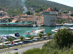 Plot of building land for sale in Marina, Croatia