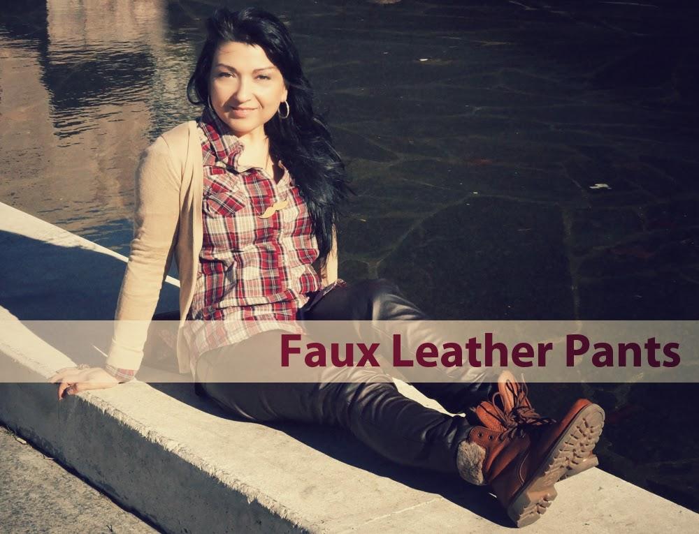 Faux+Leather+Pants