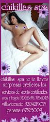 CHIKILLLAS SPA YOPAL