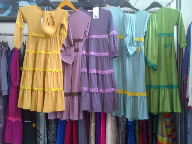 Baju Muslim Trendy Gamis Anak Syar 39 I