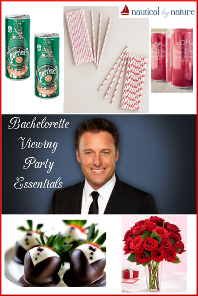 Nautical by Nature | The Bachelorette Viewing Party Essentials