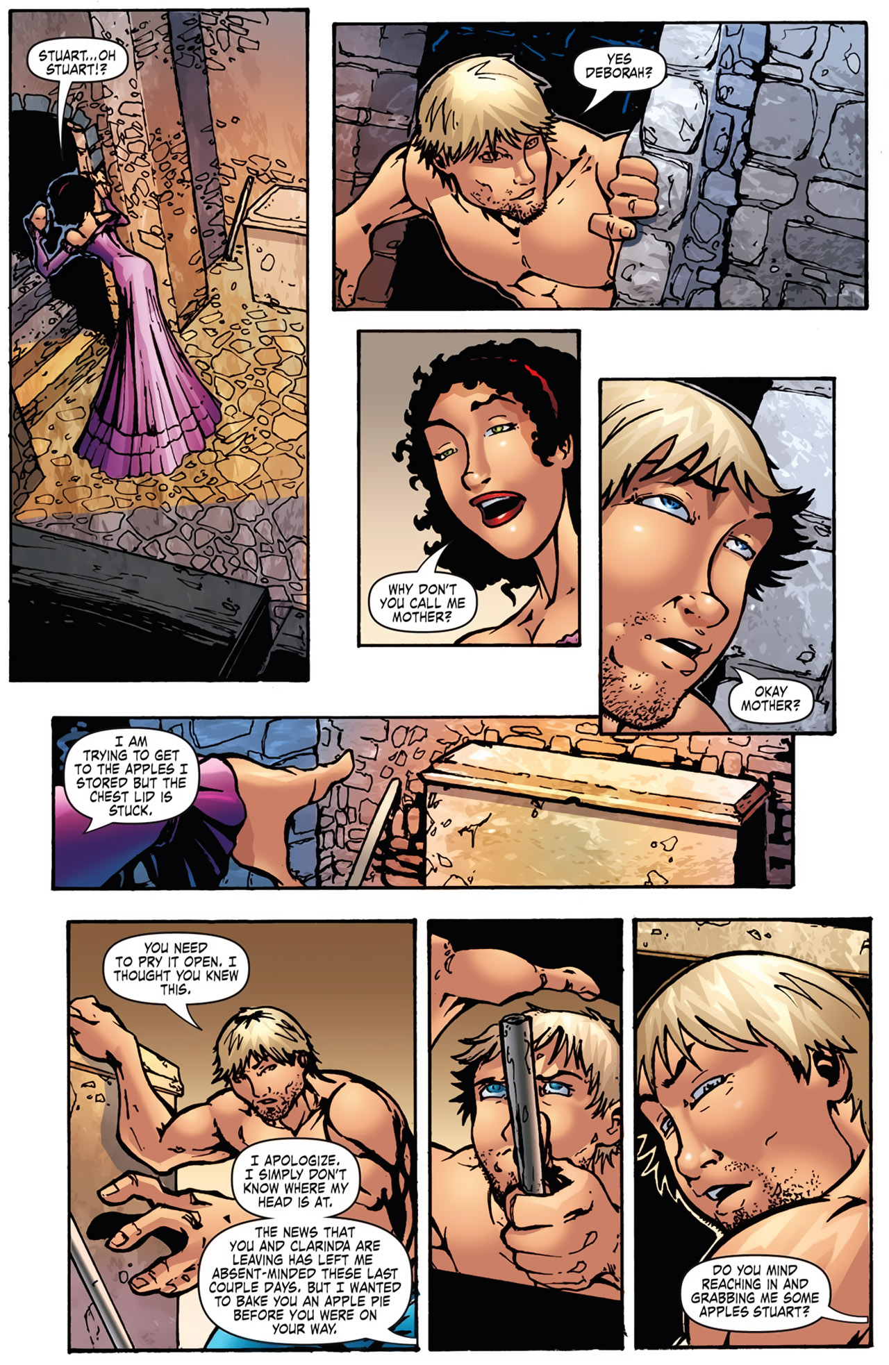 Grimm Fairy Tales (2005) Issue #17 #20 - English 14