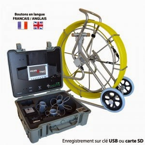 Location camera inspection canalisation piscine - Location camera canalisation ...
