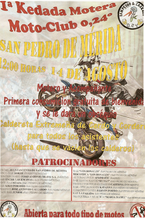 1º Kedada Motera Moto-Club 0.24
