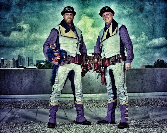 steampunk costumes