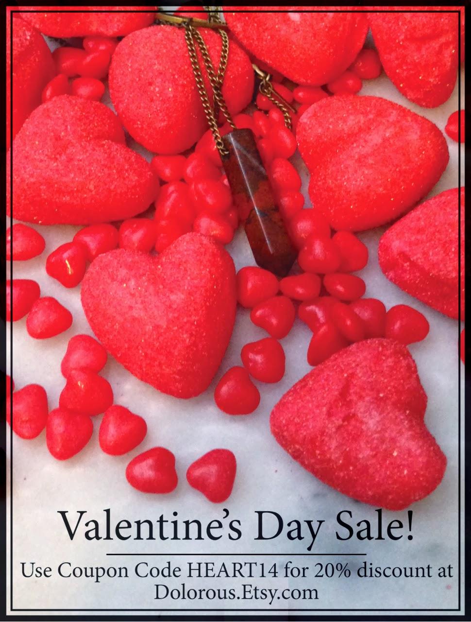 dolorous jewelry valentines day etsy sale - Valentine Day Jewelry Sales