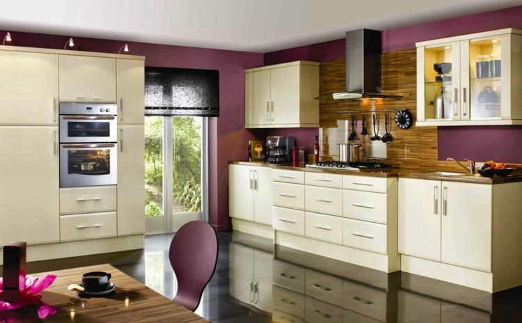 modern kitchen wall colors for modern kitchens