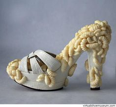 wormy heels