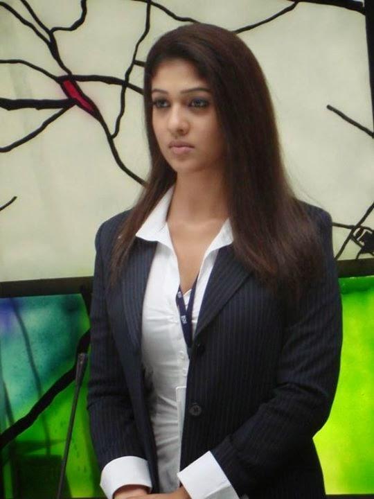 Malayalam actress Nayanthara