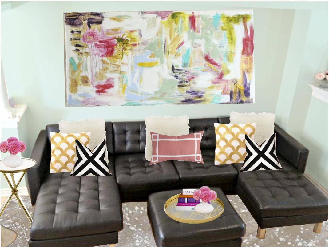 Ella Home Sofa ~ Ella s living room the details