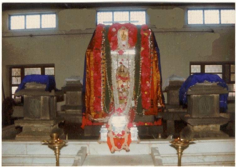 Sri Sri Vadiraja Tirtha Mahaprabhu Samadhi