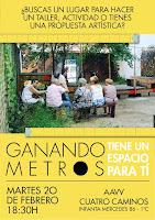 Ganando Metros