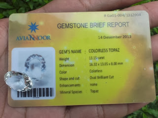 Gems Report Aviannor Gems Lab