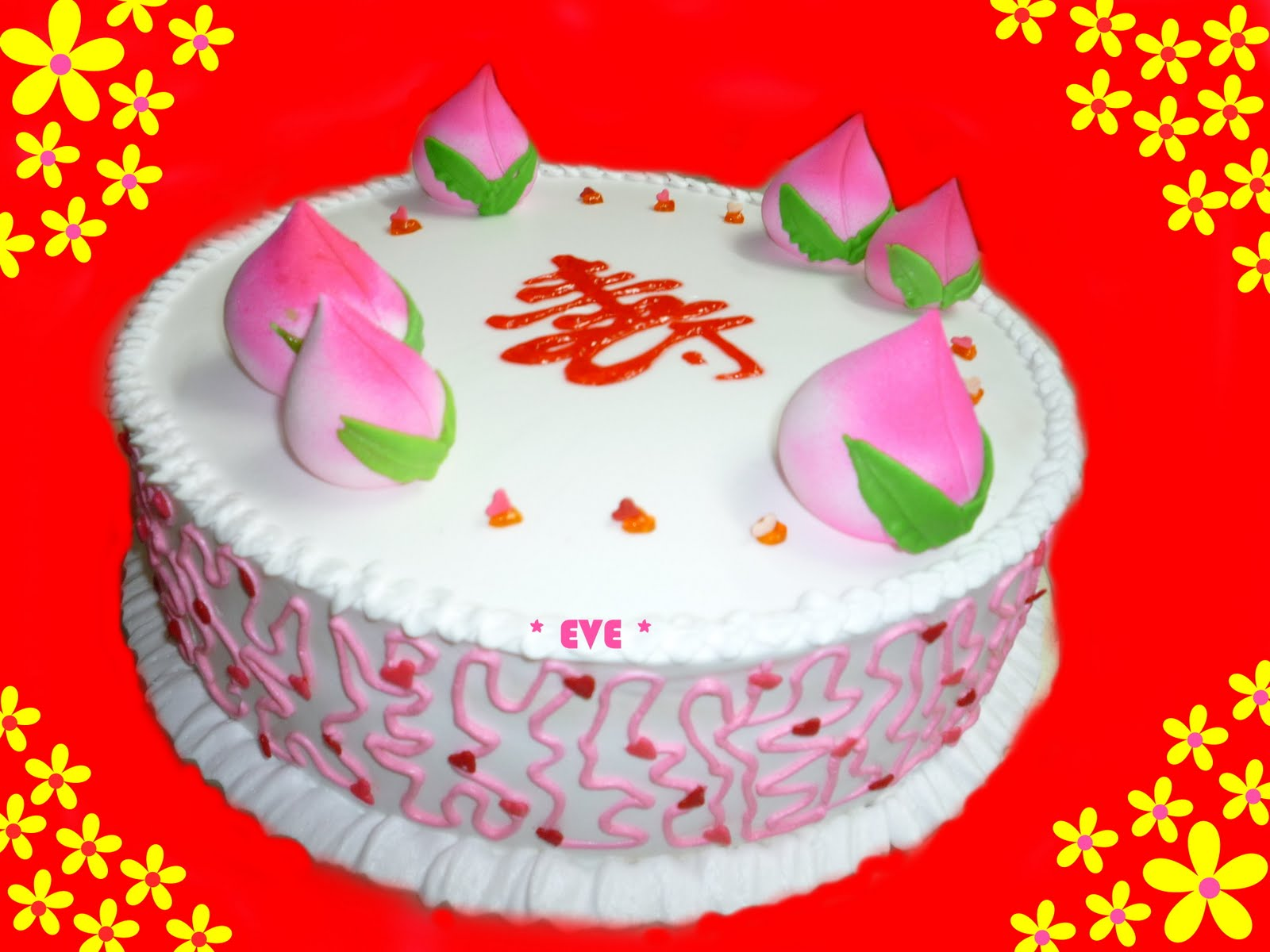 Birthday Cake Images Nice : Nice & Sweetz   : * Elderly Birthday Cakes *