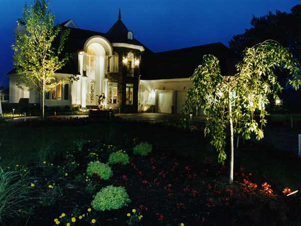 landscape lighting design ideas home decorating ideas and interior
