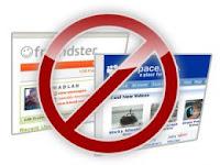 Veja a segunda lista de sites que vão ficar bloqueados em Portugal