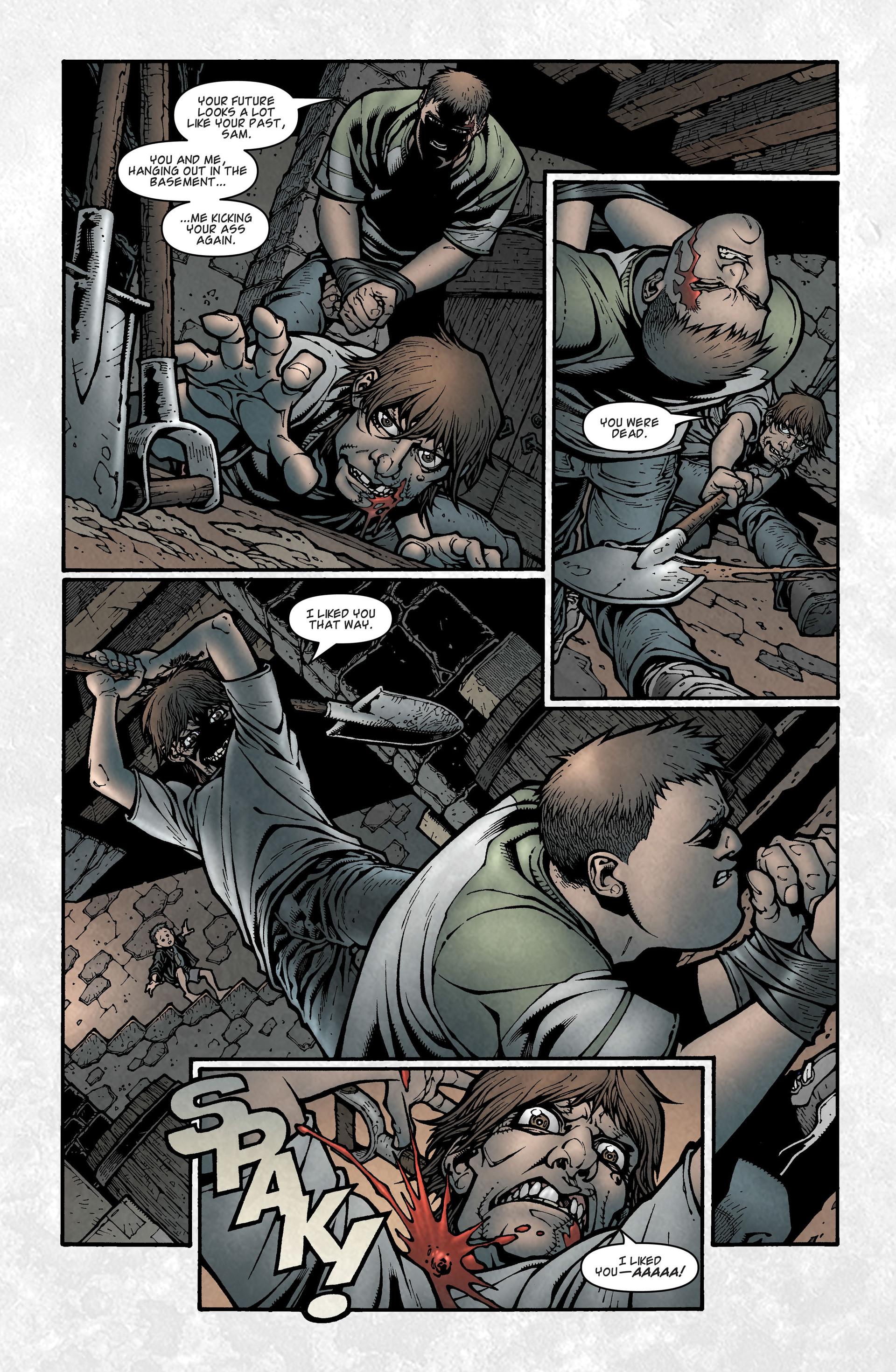 Locke & Key (2008) Issue #6 #6 - English 25