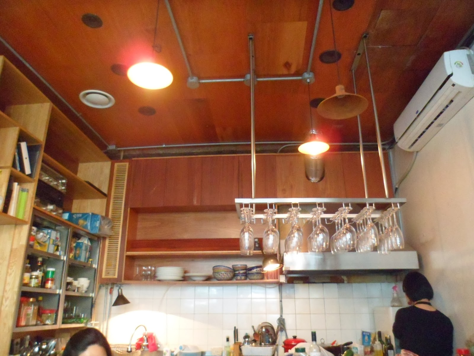chang jinwoo sikdang chang jinwoo restaurant occupies a slightly odd location in a residential area two alleys off from the main gyeongridan gil - Changs Kitchen