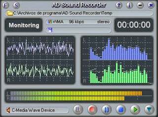 Adrosoft AD Sound Recorder 5.5.1 crack , Product Key, Licence key serial or