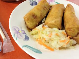 香酥臭豆腐の脆皮蝦仁臭豆腐