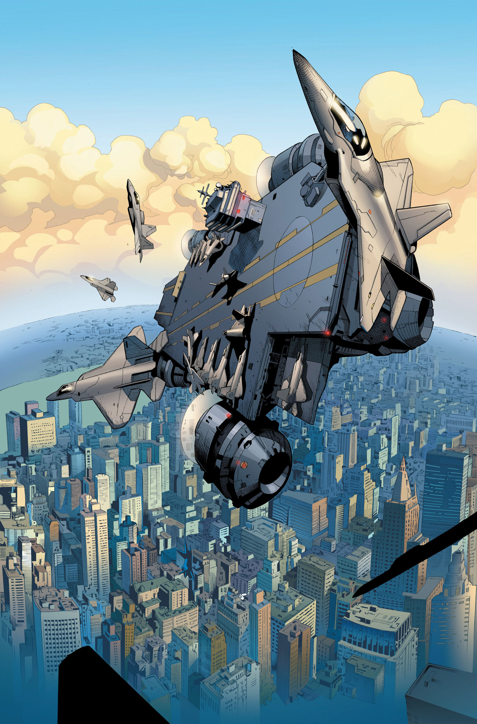 Read online Secret Invasion comic -  Issue #1 - 22