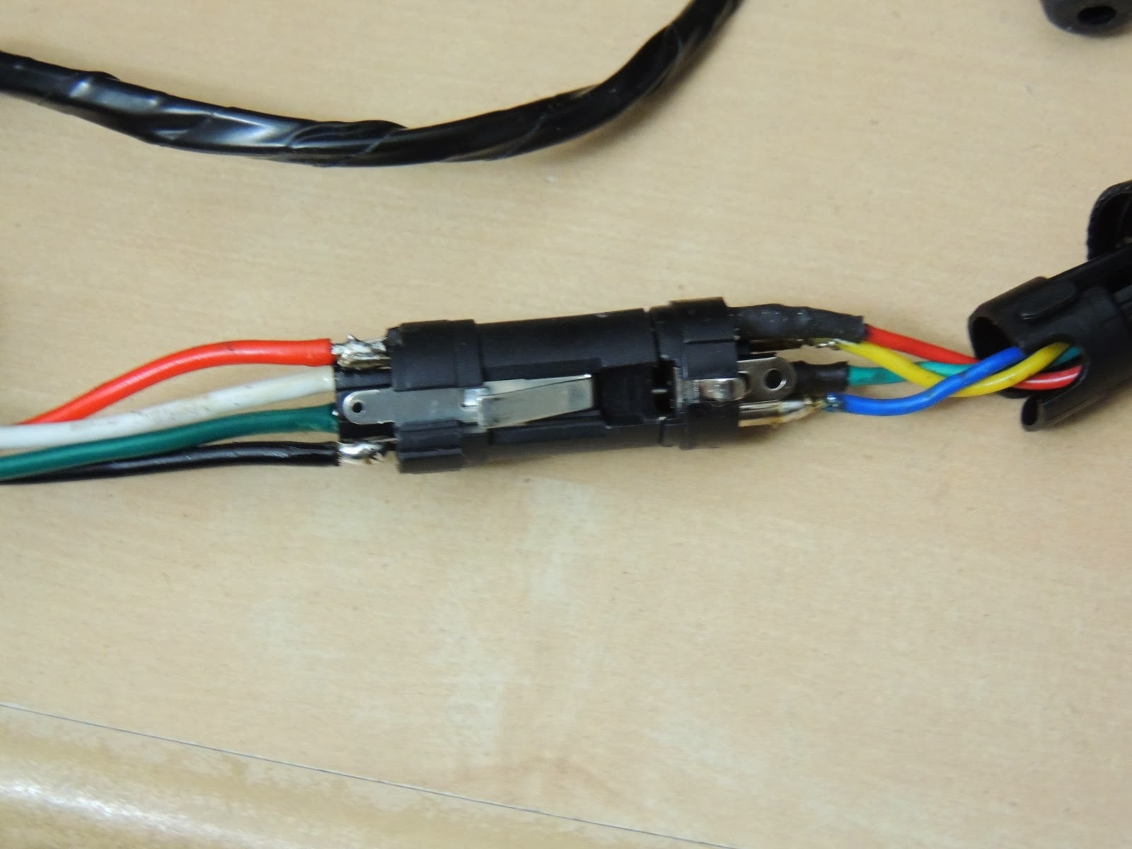 Tech Stuff: CNC 4 - Wiring