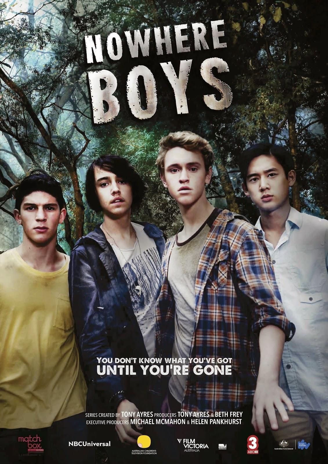 Nowhere Boys: O Livro das Sombras Legendado
