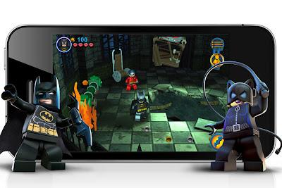 LEGO Batman: DC Super Heroes Lands On IOS