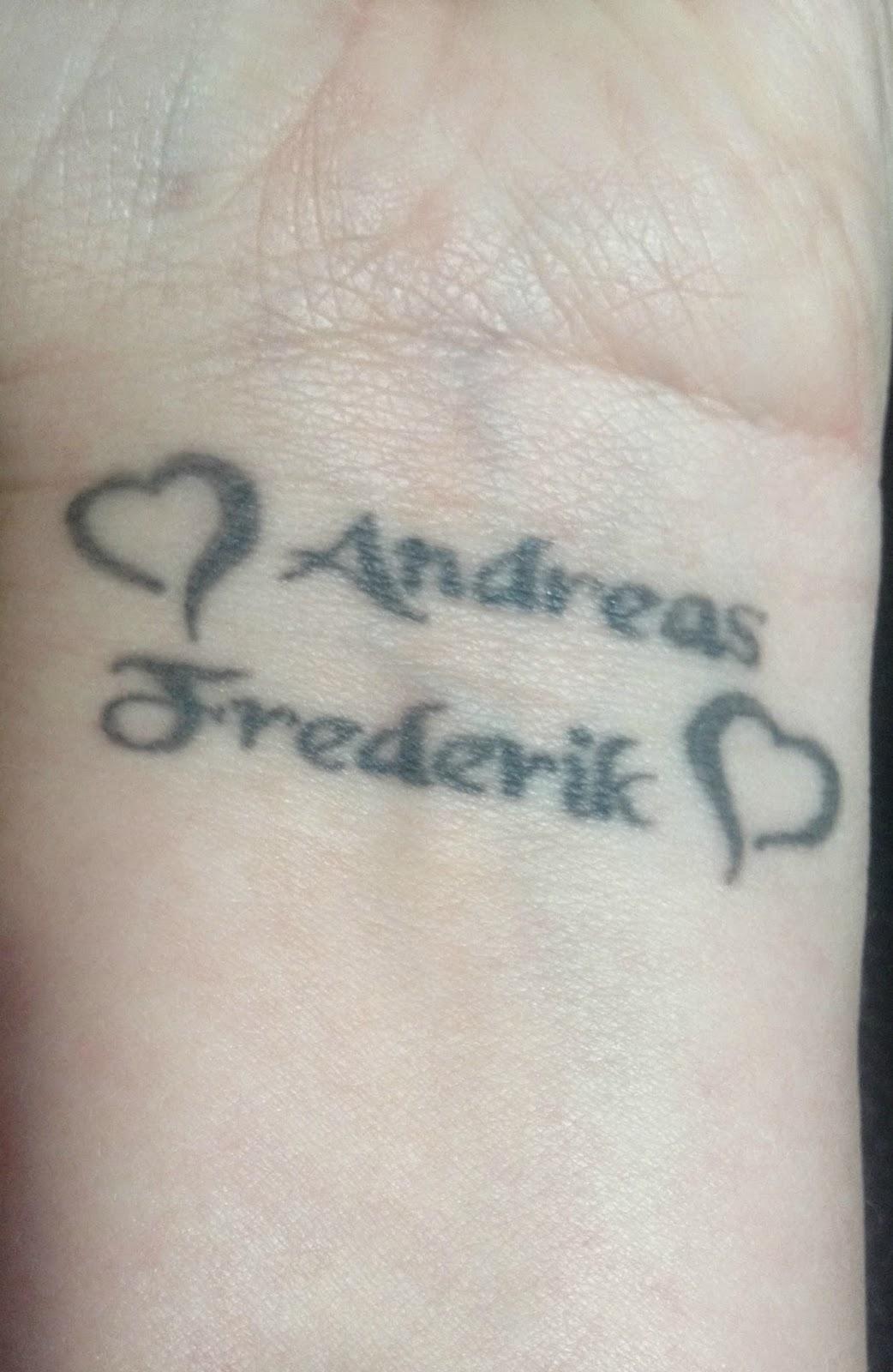 navne tatovering