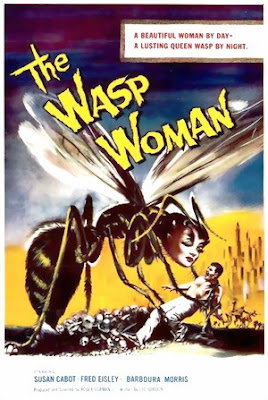 The Wasp Woman (1959).