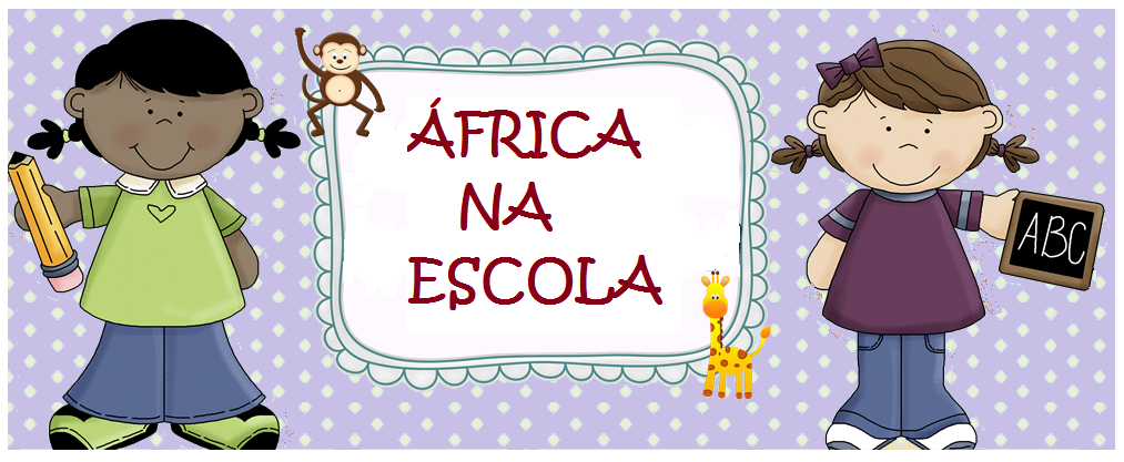 África na escola - Igualdade racial
