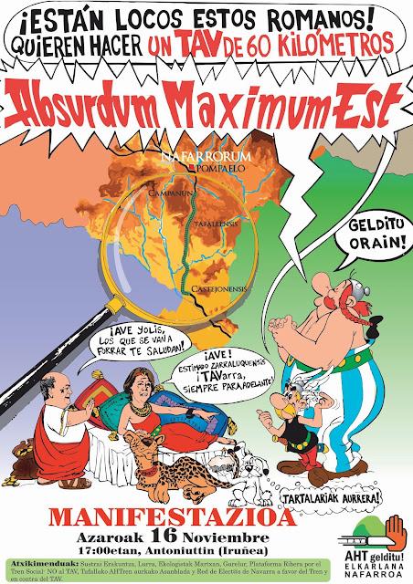 Están locos estos romanos!!