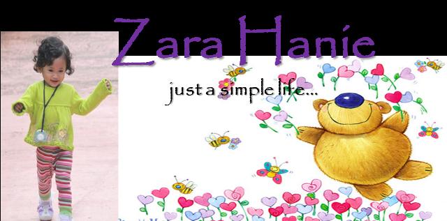 Zara Hanie