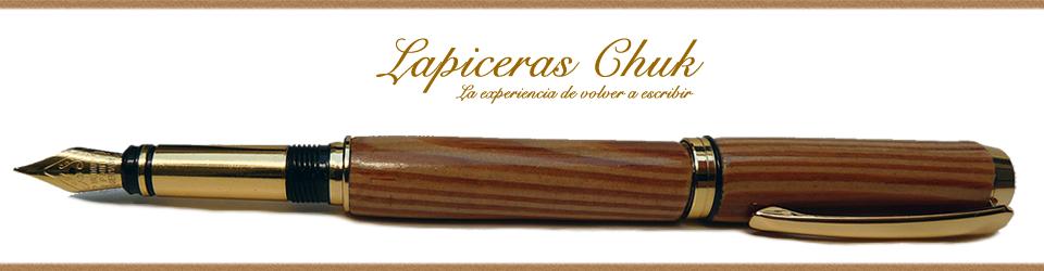 Lapiceras Chuk