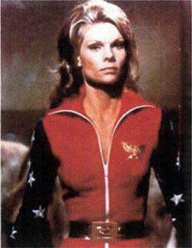 Cathy Lee Crosby actriz de television
