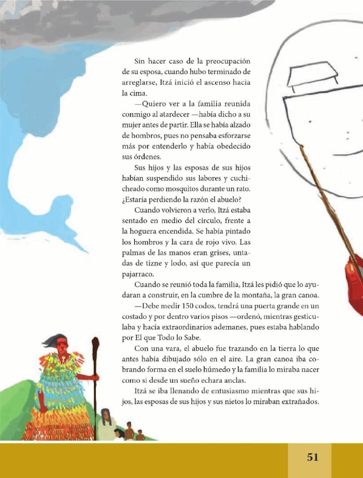 No era el nico no espa ol lecturas sexto grado for Espanol lecturas cuarto grado 1993
