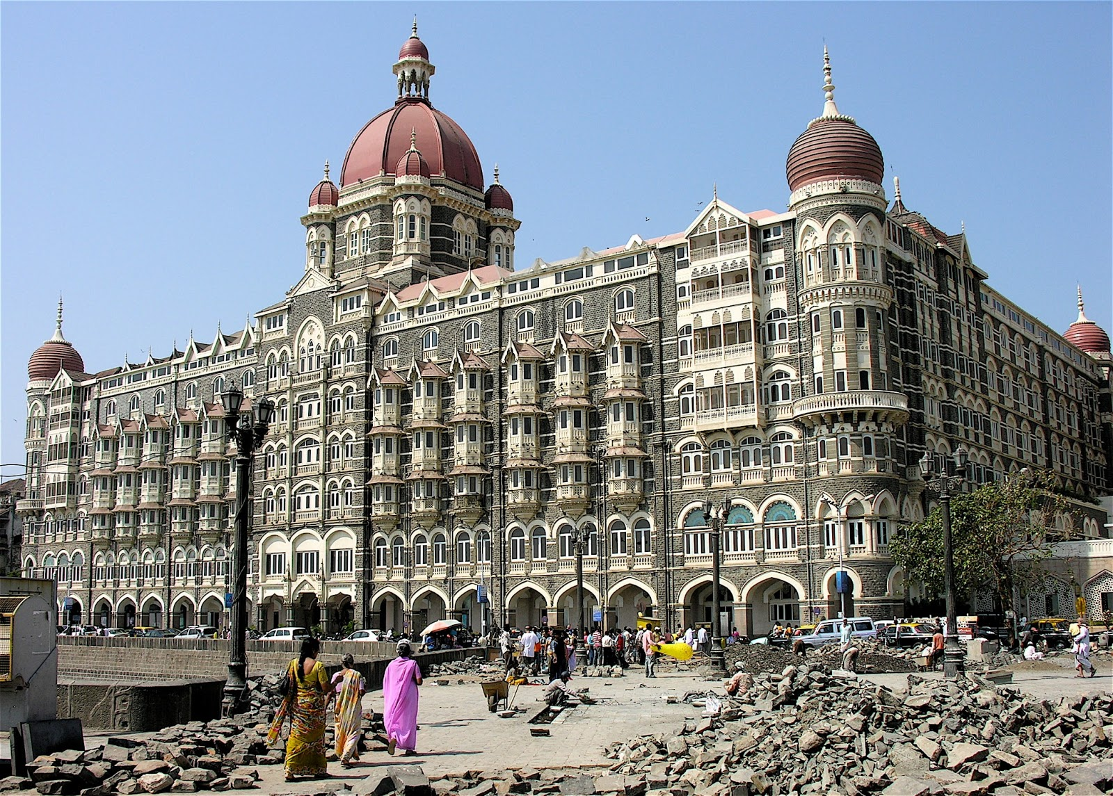 The Taj Mahal Hotel Mumbai Hd Wallpapers Free Download