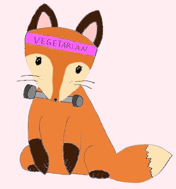 A Foxy Mascot