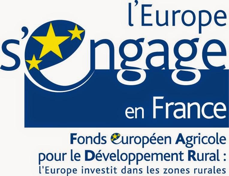 Avec le concours financier de l'Europe