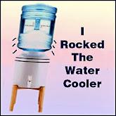 WATER COOLER WEDNESDAY