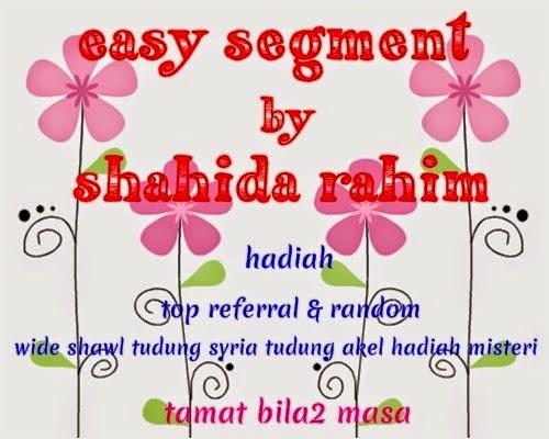 http://nuyushahidarahim.blogspot.com/2014/04/easy-segment-by-shahida-rahim.html