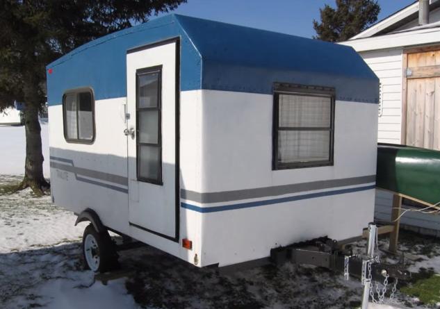 Fantastic Diy Camper Trailer  5 PHOTO