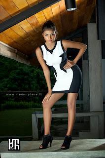 Tanasha Hatharasingha tight short dress