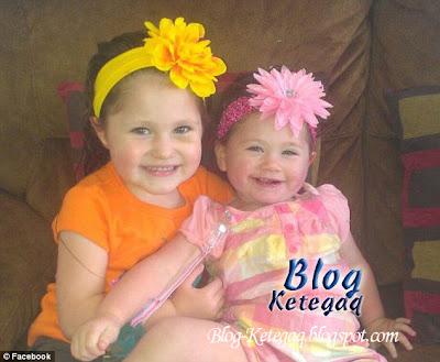 Kakak 4 tahun selamatkan adik dalam kemalangan